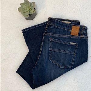 Dear John Jeans Playback Comfort Straight sz 28